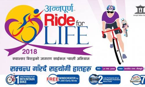 Annapurna Ride for Life