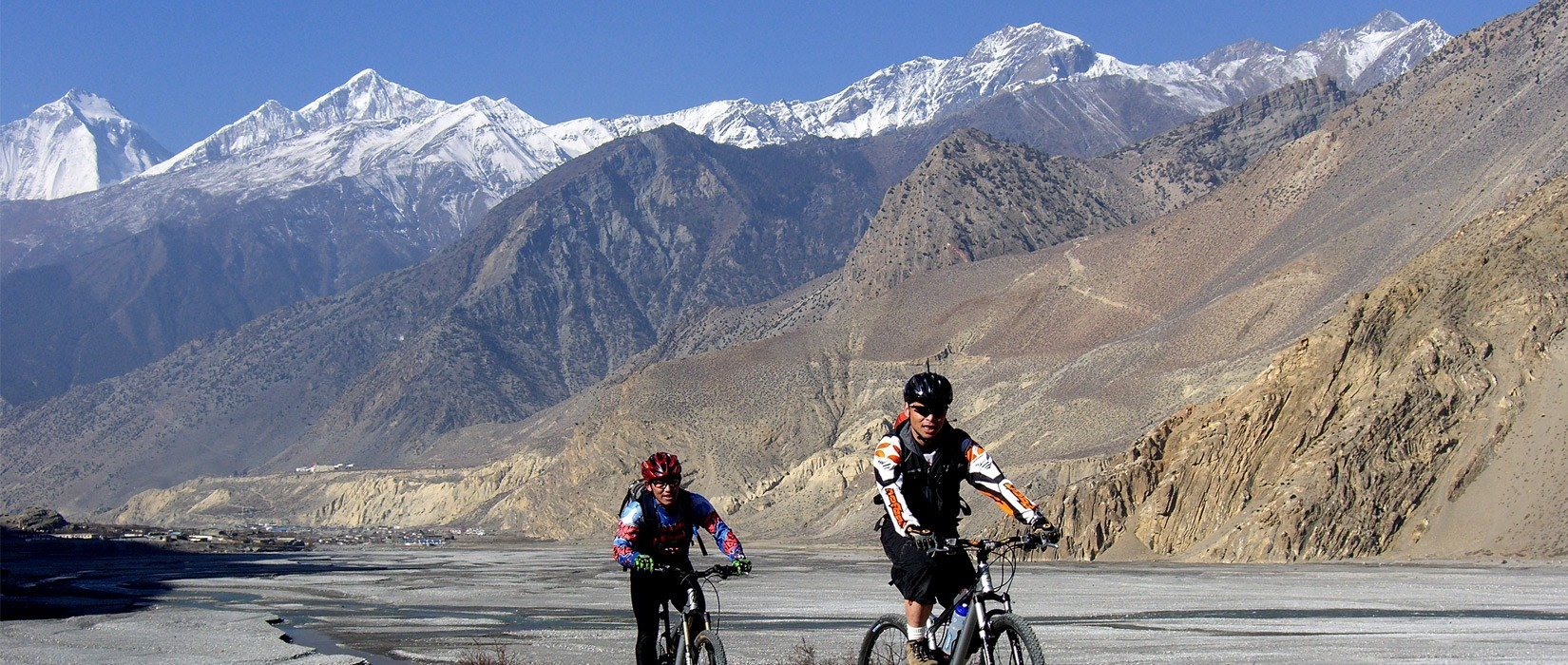 Jomsom Muktinath Mountain Biking Tour